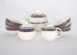 Тамерлан чайный сервиз с пиалами