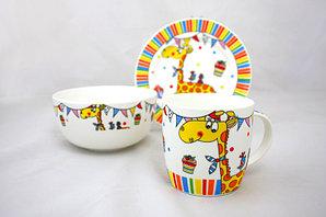 Детский набор Жираф