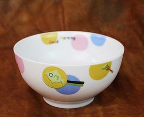 Котик суповая тарелка