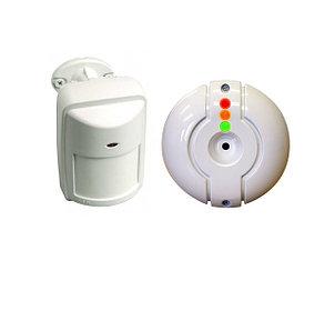 Датчики охранные (магнитноконтактные; разбития стекла; радиоволновые; совмещенные; вибрационные)