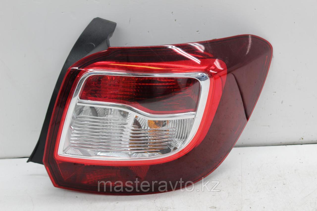 Фонарь ОРИГИНАЛ задний правый Renault Sandero Stepway 2014> (NEW)