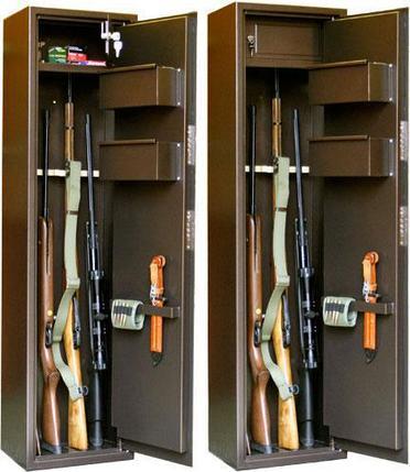 Купить шкаф оружейный О-53 в РК. Доставка по РК бесплатно!!!, фото 2
