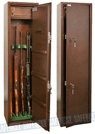 Купить шкаф оружейный КО-033т в РК. Доставка по РК бесплатно!!!, фото 2
