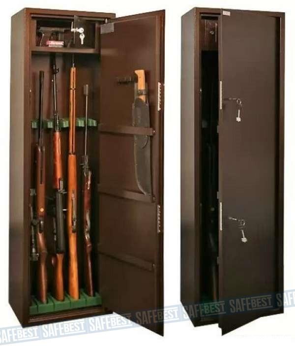 Купить шкаф оружейный КО-039т в РК. Доставка по РК бесплатно!!!