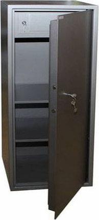 Металлический сейф КМ-1200т в РК. Доставка по РК бесплатно!!!, фото 2