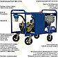 Гидродинамический аппарат E15-500-17-1Ex (ВНА-500-17 1Ex) взрывозащищенный, 500 бар, 17 л/мин, фото 5