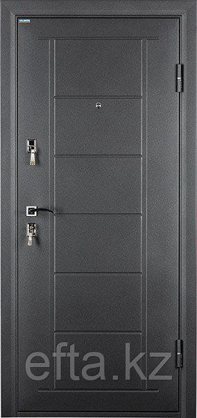 Дверь Стайл 2066/880/980/L/R беленый дуб