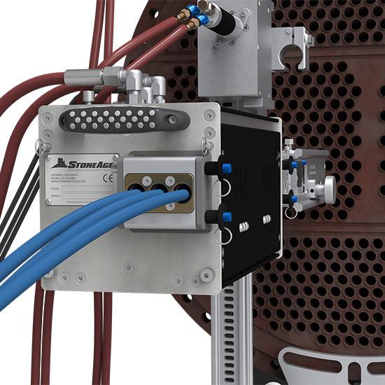 Трехкопьевая система AutoBox ABX-3L