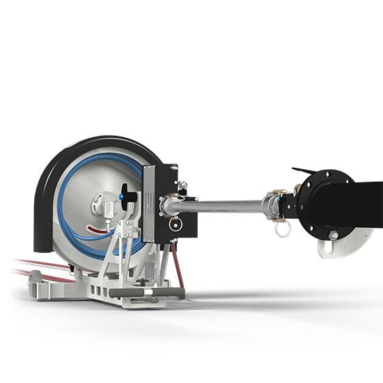 Система очистки с вращением гибкого копья Navigator