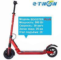Электросамокат E-TWOW S2 BOOSTER PLUS 500W, фото 1