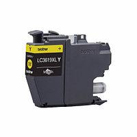 Brother LC3619XLY желтый повышенной емкости для MFC-J3530DW, MFC-J3930DW струйный картридж (LC3619XLY)