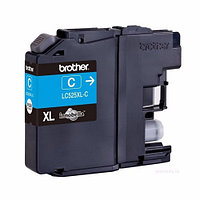 Brother LC525XLC голубой для DCP-J100, DCP-J105, DCP-J200 струйный картридж (LC525XLC)