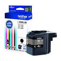 Brother LC529XLBK чёрный для DCP-J100, DCP-J105, DCP-J200 струйный картридж (LC529XLBK)