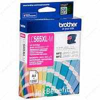 Brother LC565XL пурпурный повышенной ёмкости для MFC-J2310, MFC-J2510 струйный картридж (LC565XLM)