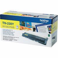 Brother TN230Y для HL-3040CN, DCP-9010CN, MFC-9120CN жёлтый тонер (TN230Y)