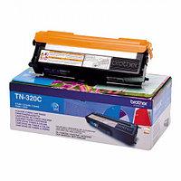 Brother TN320C для HL-4150CDN, MFC-9465CDN голубой тонер (TN320C)