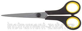"""Ножницы STAYER """"MASTER"""" хозяйственные, двухкомпонентные ручки, 175мм"""