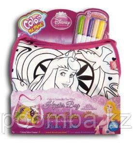 Color Me Mine Сумочка - раскраска Принцесса