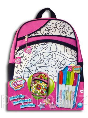 Color Me Mine рюкзак-раскраска Божьи Коровки