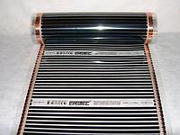Пленочный теплый пол EASTEC ширина 100 см