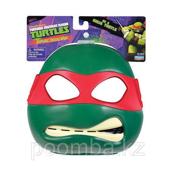 Пластиковая маска TMNT Рафаэль