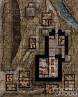 Настольная игра: Pathfinder Игровое поле Деревня, фото 5