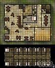 Настольная игра: Pathfinder Игровое поле Таверна, фото 4