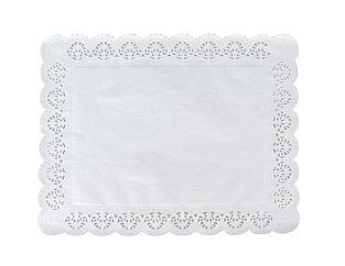 Pasticciere. Салфетки бумажные ажурные ПРЯМОУГОЛЬНАЯ 270*350 мм (250)