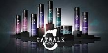 CATWALK - FASHION коллекция уходов за волосами.