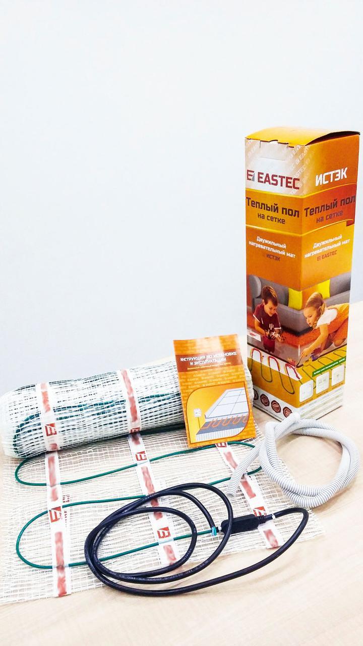 Комплект теплого пола на сетке EASTEC ECM - 1,5 (м2) - фото 1