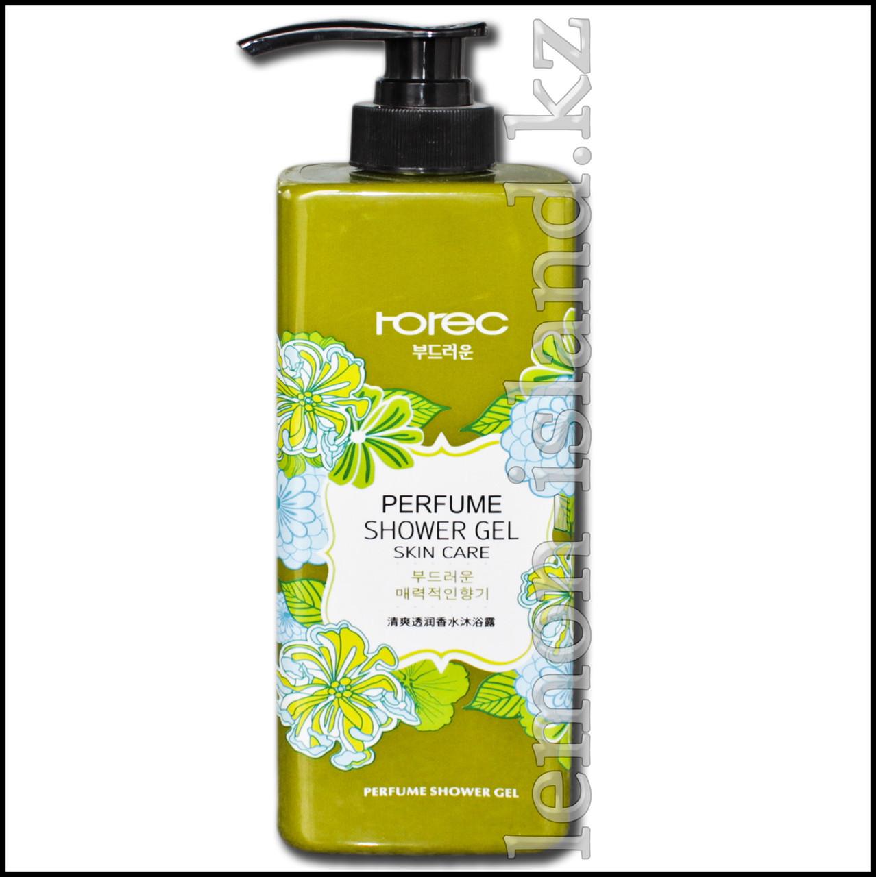 Парфюмированный гель для душа/пена для ванны Rorec экстрактами гвоздичного дерева и тимьяна.