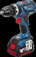 Аккумуляторная ударная дрель-шуруповёрт Bosch GSB 18 V-EC Professional