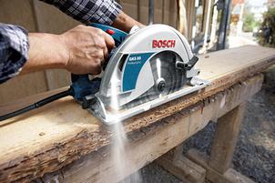 GKS 85 Professional ручная циркулярная пила Bosch - фото 2