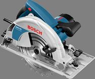 GKS 85 Professional ручная циркулярная пила Bosch - фото 1