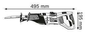 GSA 1100 E Professional ножовка Bosch - фото 5