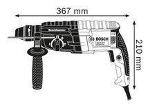 GBH 240 Professional перфоратор с патроном SDS-plus Bosch - фото 5