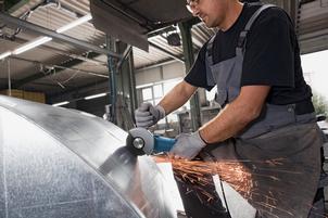 Угловая шлифмашина Bosch GWS 9-125 S Professional - фото 3
