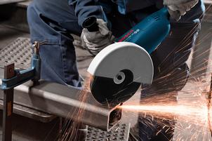 Угловая шлифмашина Bosch GWS 22-180 H Professional - фото 2