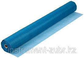 """Сетка STAYER """"STANDARD"""" противомоскитная в рулоне, стекловолокно+ПВХ, синяя, 0,9 х 30м"""
