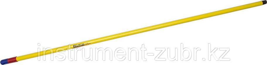 """Ручка STAYER """"PROFI"""" облегченная с резьбой для щеток, 1,3м                                                              , фото 2"""