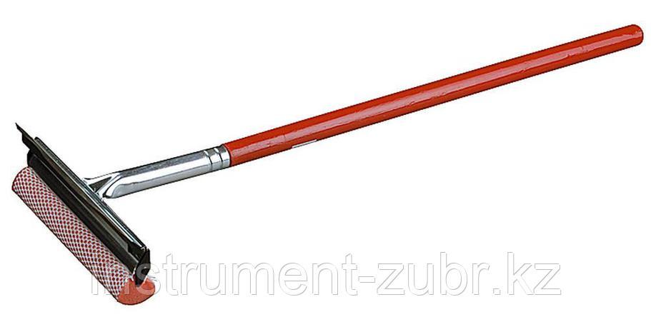 """Стеклоочиститель-скребок STAYER """"PROFI"""" с деревянной ручкой                                                             , фото 2"""
