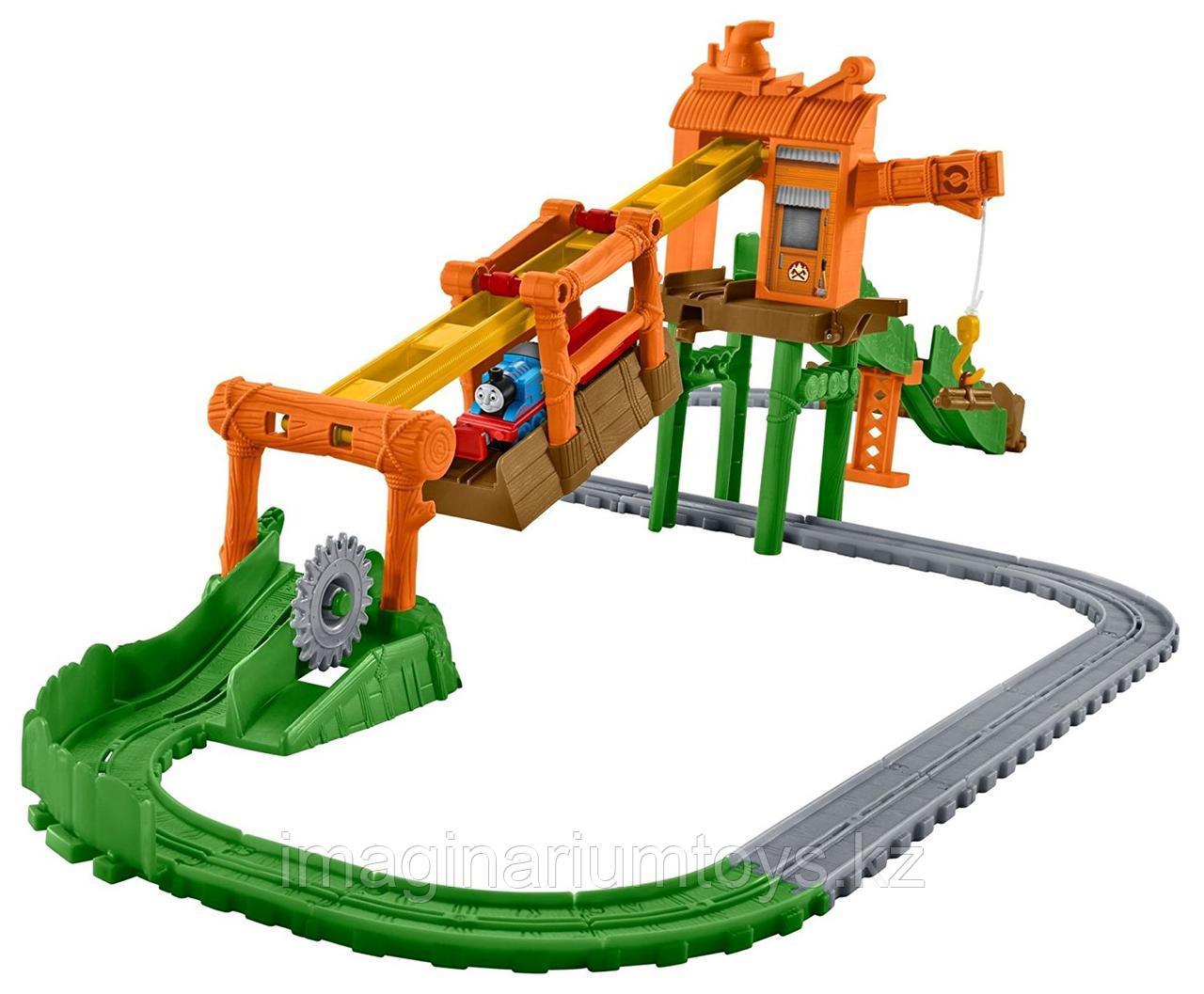 Железная дорога «Томас и друзья» Misty Island Zipline
