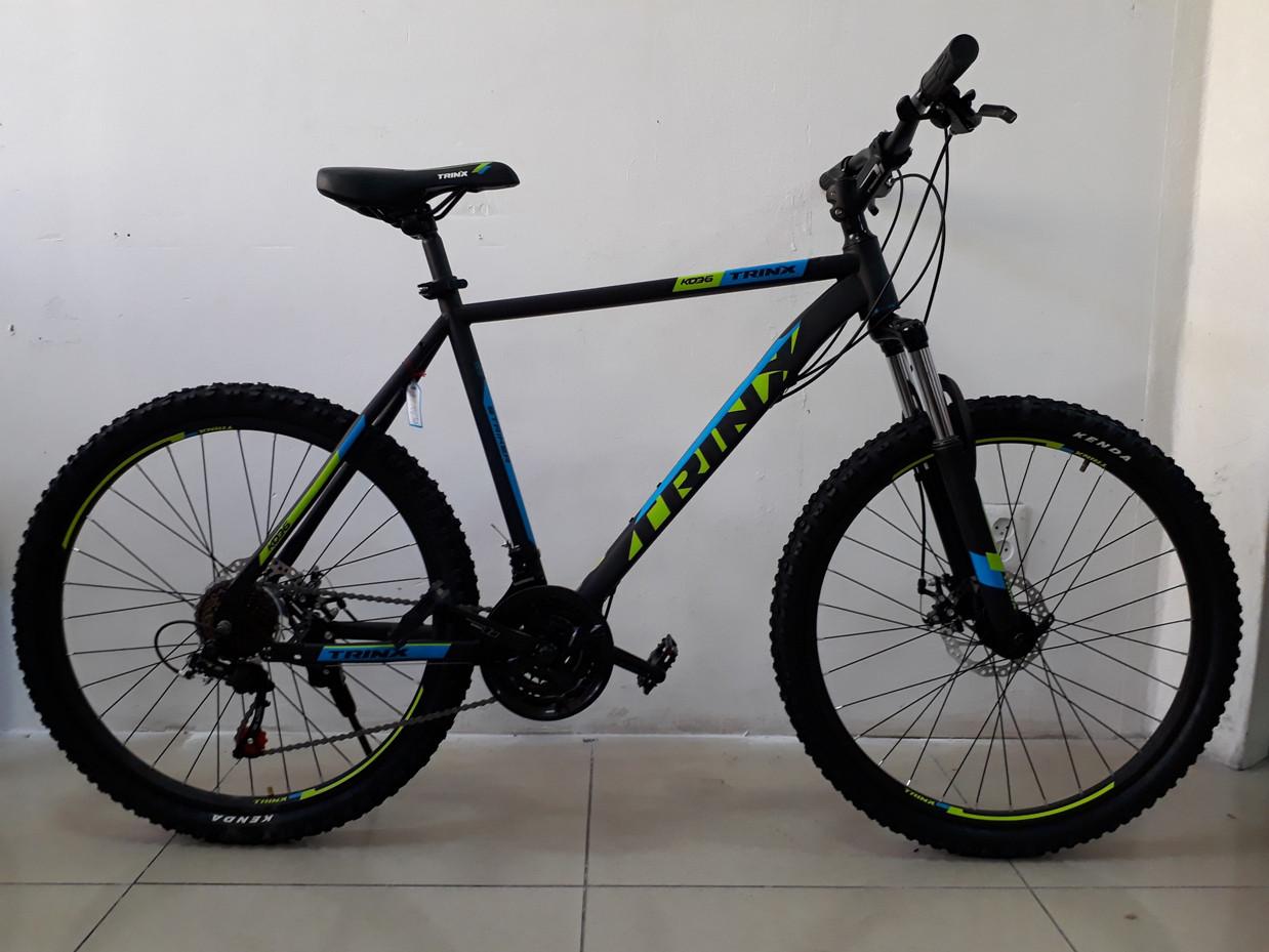 Велосипед Trinx K036, 21 рама, колеса 26