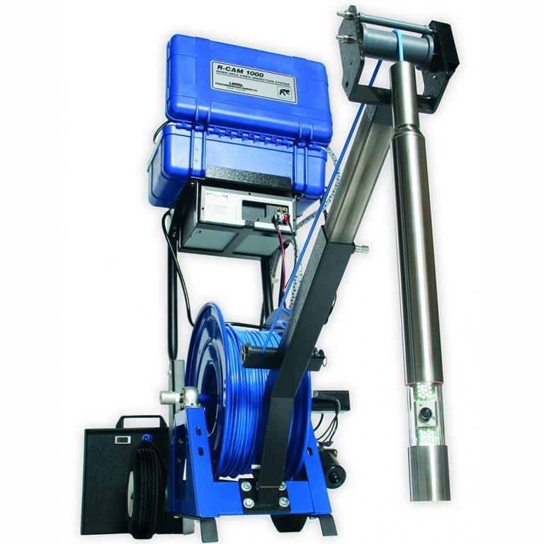 Система для телеинспекции скважин глубиной до 400 м R-CAM 1500