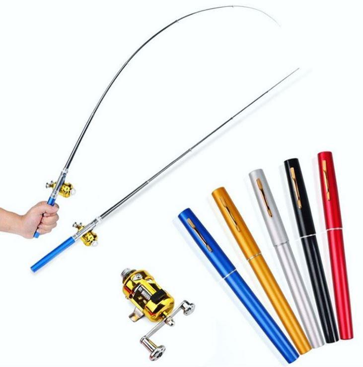 Карманная мини удочка-ручка Fish Pen (Фиш Пэн)