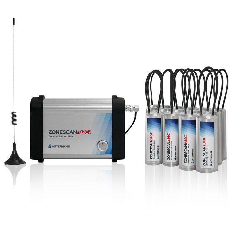 Корреляционный течеискатель Zonescan Lift & Shift с 2 датчиками