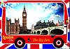Плакаты Достопримечательности Лондона