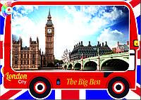 Плакаты Достопримечательности Лондона, фото 1