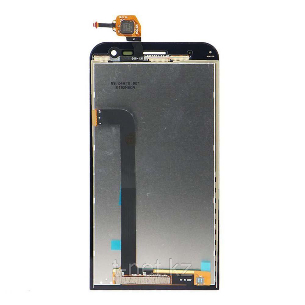 Дисплей Asus Zenfone 2 Laser (ZE500KL/ZE500KG/Z00ED), с сенсором, цвет черный