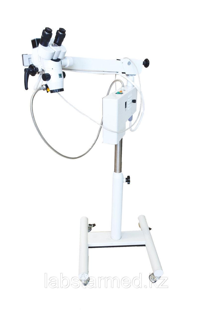 Микроскопы операционные модульные МИКРОМ, модификаций: офтальмологические МИКРОМ-ОФ1